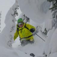 Revelstoke off-piste skiing