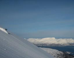 Ski Touring Lyngen Alps