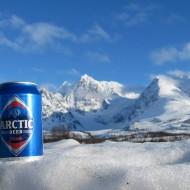Arctic beer