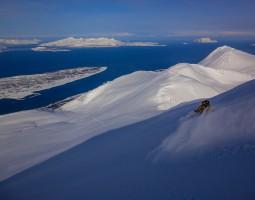 Lyngen Ski Touring 2011