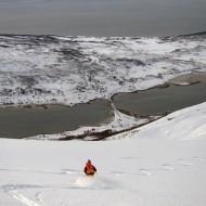 Lyngen ski touring - Storgalten