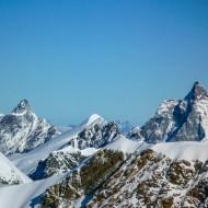 Small break admiring Matterhorn