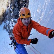 Ice Climbing Cogne - Stalattite Di Cristallo
