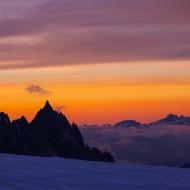Alpine start rewarded
