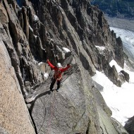 Back on track on the Arete Ryan