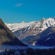 Chamonix air pollution