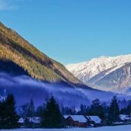 Air pollution in Chamonix