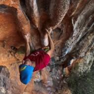 Climbing in Sarkit