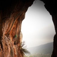 Geyikbayiri rock climbing