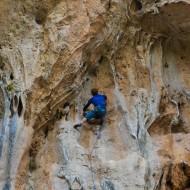 Trebenna rock climbing, Geyikbayiri