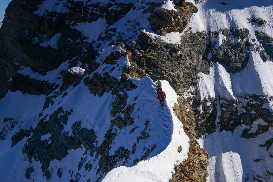 Lion Ridge Matterhorn - Mt Cervino