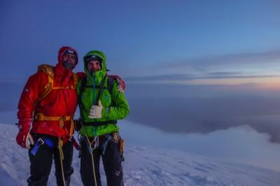 Mont Blanc Summit Day