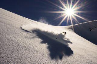 Col du Passon Ski Tour