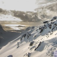 Lofoten summits