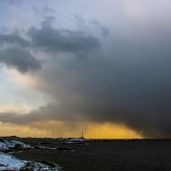 Changeable weather in Lofoten