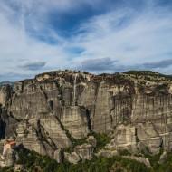 Meteora climbing