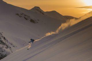 Lyngen Ski Touring 2015