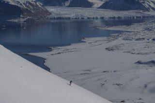 Arctic Ski and Sail