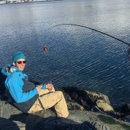 City boys gone fishing