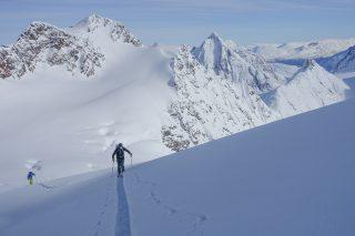 South Lyngen Ski Mountaineering