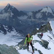 Matterhorn behind us